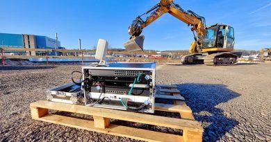 Digitalisierung am Bau