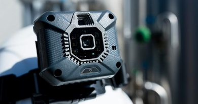Ex-zertifizierte tragbare Infrarot- und HD-Kamera Cube 800