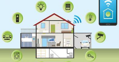Smart Home – ab 2019 auch in der Garage. Das Teckentrup-Konzept umfasst Komfort-, Sicherheits- und Beleuchtungslösungen eingebunden in eine umfassende Smart-Home-Lösung. Bild: Pixabay
