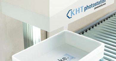 Die KHT photostation powerded by ivii protokolliert per Foto den jeweiligen Auftrag vor jeder Auslieferung und kann auch im Wareneingang eingesetzt werden. Foto: KHT