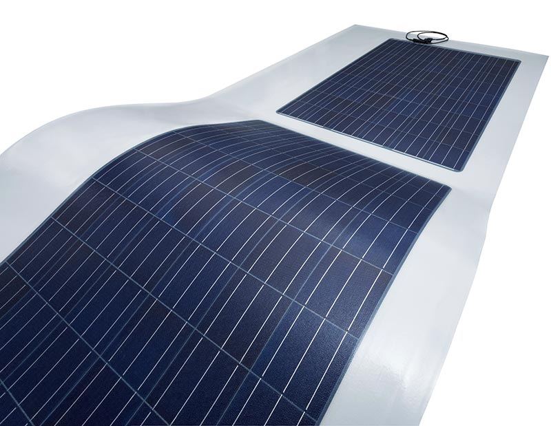 Als gebäudeintegrierte PV-Anlage bietet EVALON Solar cSi gerade in Sachen Gestaltung erhebliche Vorteile, denn üblicherweise ist sie nicht einsehbar. Foto: alwitra