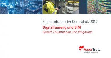 BIM und Digitalisierung im Brandschutz - Erfahrungen, Erwartungen und Prognosen. Fotograf / Quelle FeuerTrutz Network