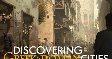 "Onlinekurs ""Discovering Greek & Roman Cities"""
