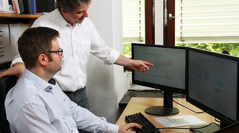 Mit der Technik können mögliche Sanierungskosten schnell erfasst werden. Foto: Koziel/TUK