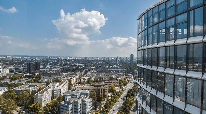 Sky Office Düsseldorf. Foto: JLL