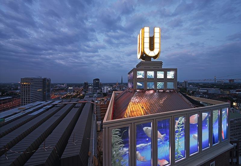 Metalldächer sind ästhetisch, anpassungsfähig und vor allem langlebig. Foto: Hans Jürgen Landes, Dortmund