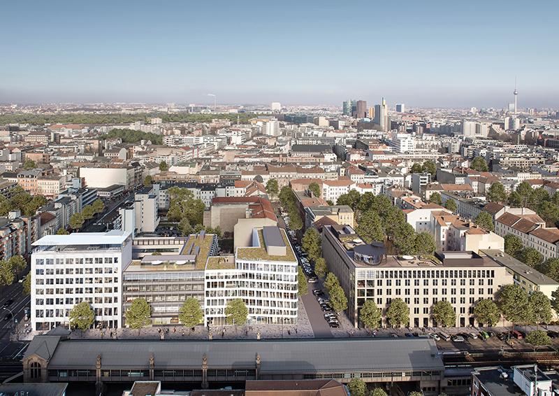 Im Wirtschaftswunder, Berlin. Bildrechte: Pecan Development