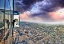 Skydeck Chicago - The Ledge