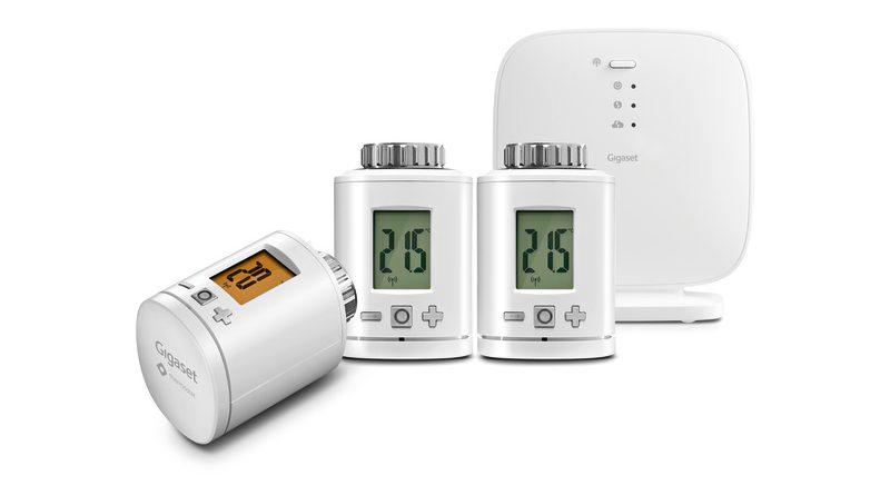 Smarte Thermostate von Gigaset im Test