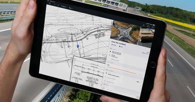 Digitalisierung im Straßenbau. Foto: docu tools GmbH