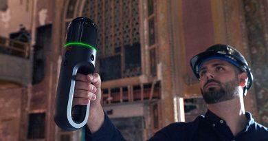 Leica BLK2GO Handheld-Imaging-Laserscanner