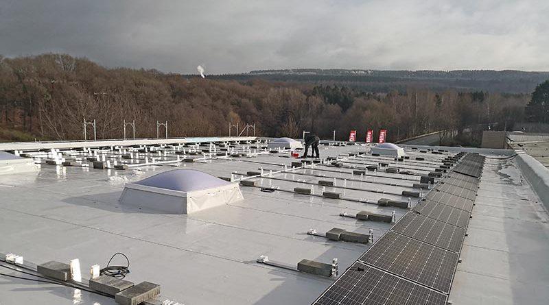 WI Energy unterstützt Möbelhaus Schuh beim Energiemanagement