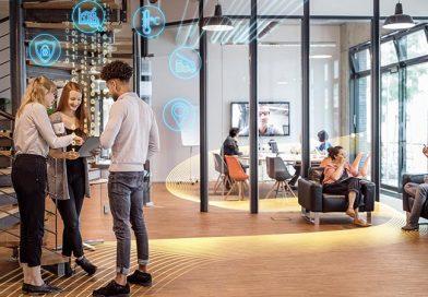 smart building suite schafft nutzerorientierte Arbeitsplatzumgebungen