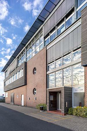 Aufgrund der kabellosen Installation von eCLIQ ist das Schließsystem flexibel erweiterbar und sehr attraktiv für nachträgliche Einbauten im laufenden Betrieb. Foto: Jörg Sarbach/ASSA ABLOY Sicherheitstechnik GmbH