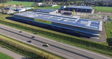 Alois Müller GmbH, Standort Ungerhausen. Foto: Fabrino