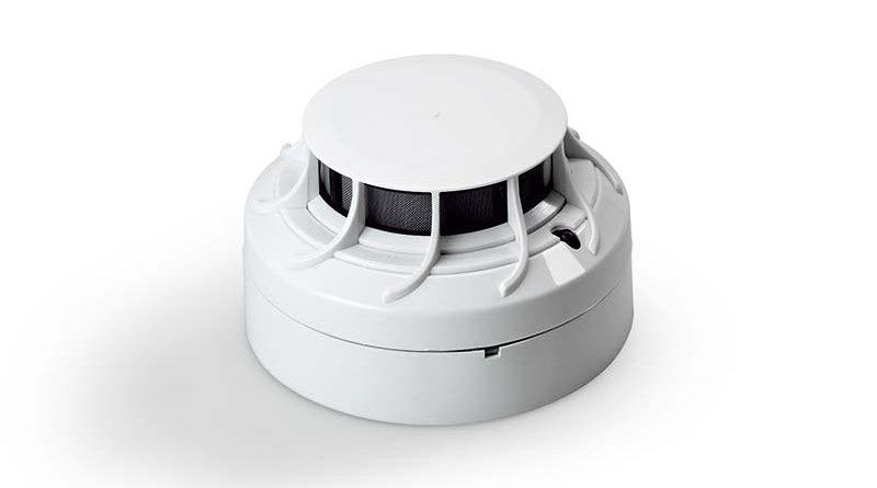 Laser Rauchmelder schützen sensible Gebäudebereiche. Foto: Labor Strauss