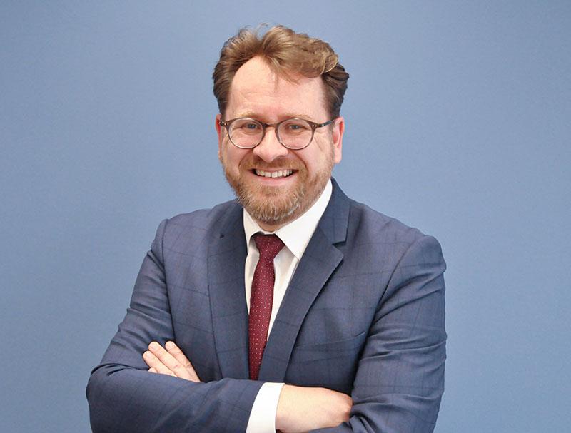 Burkhard Böckem ist CTO von Hexagon AB