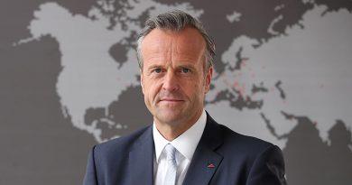 Marcus Sander, Vorsitzender der Geschäftsführung bei Roto Frank