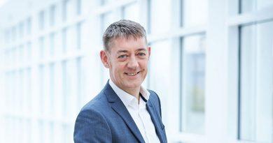 Ulrich Siepe, Geschäftsführer der BMI Group Unternehmen Braas, Icopal, Vedag und Wolfin Bautechnik