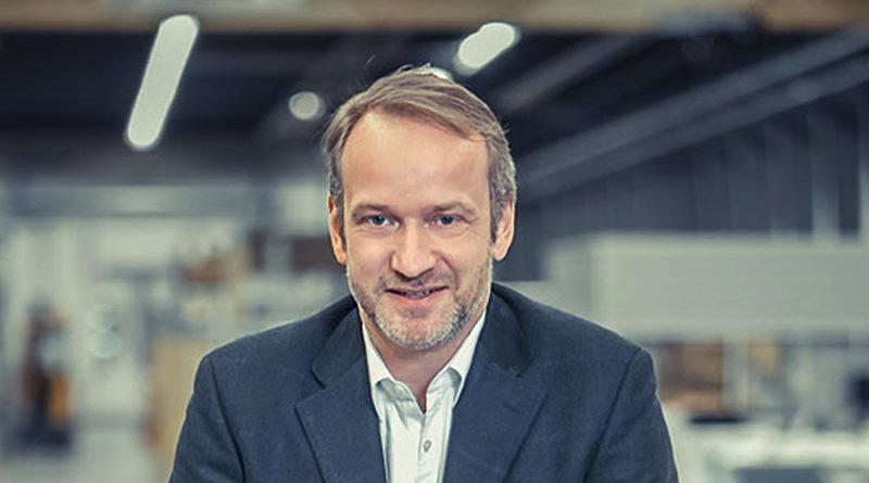 Kai Teckentrup, Geschäftsführer von Teckentrup Door Solutions