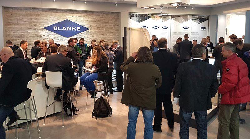 Trotz erfolgreicher Messebeteiligung in den letzten Jahrzehnten wird Blanke System GmbH in 2021 nicht an der BAU in München teilnehmen. Alternativ finden im Frühjahr 2021 Vor-Ort-Präsentation in Deutschland und im angrenzenden Ausland statt. Foto: Blanke