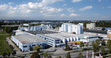 Hauptsitz der PCI Augsburg GmbH