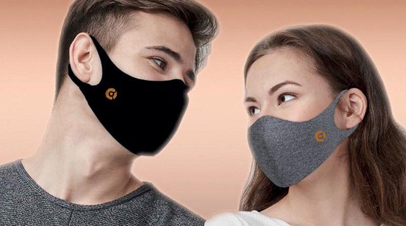 """Antivirale Funktionsmaske ,,Coppermask"""" zerstört Corona-Viren"""