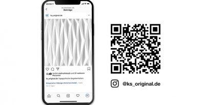 Der neue Instagram-Kanal steht analog für mehr Einfachheit am Bau und soll Architekten mit seiner reduzierten und ungewöhnlichen Bildsprache inspirieren. Foto: KS-ORIGINAL