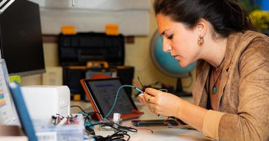 The Blue Box gewinnt den internationalen James Dyson Award 2020.