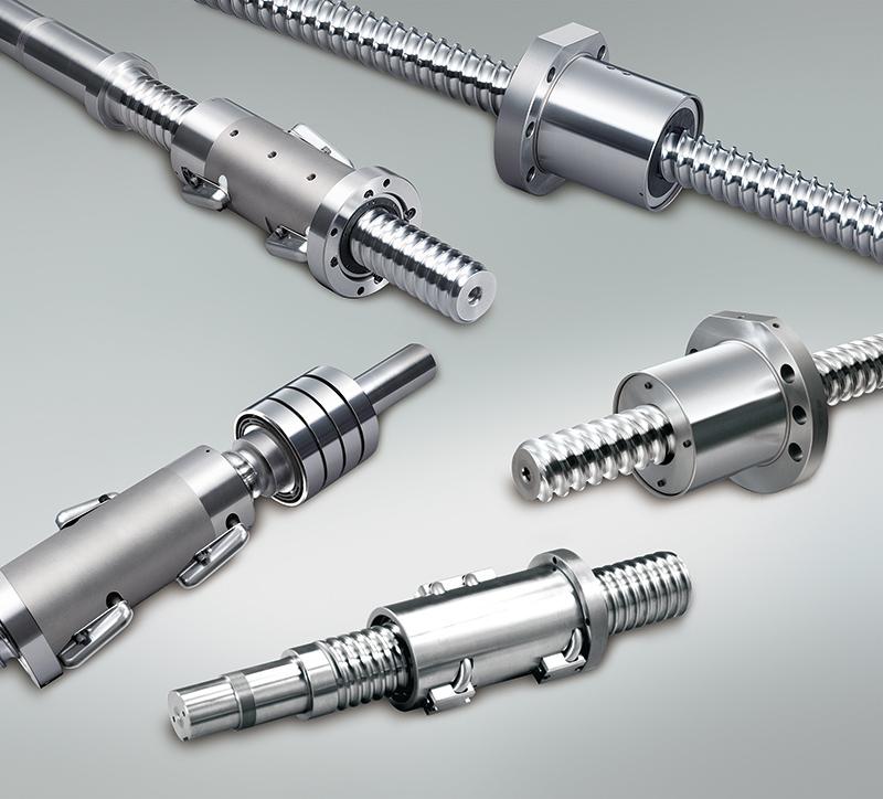 Ursprünglich für den Maschinenbau entwickelt, kommen die Schwerlast-Kugelgewindetriebe der Serie HTF auch beim Erdbebenschutz von Gebäuden und Brücken zum Einsatz.