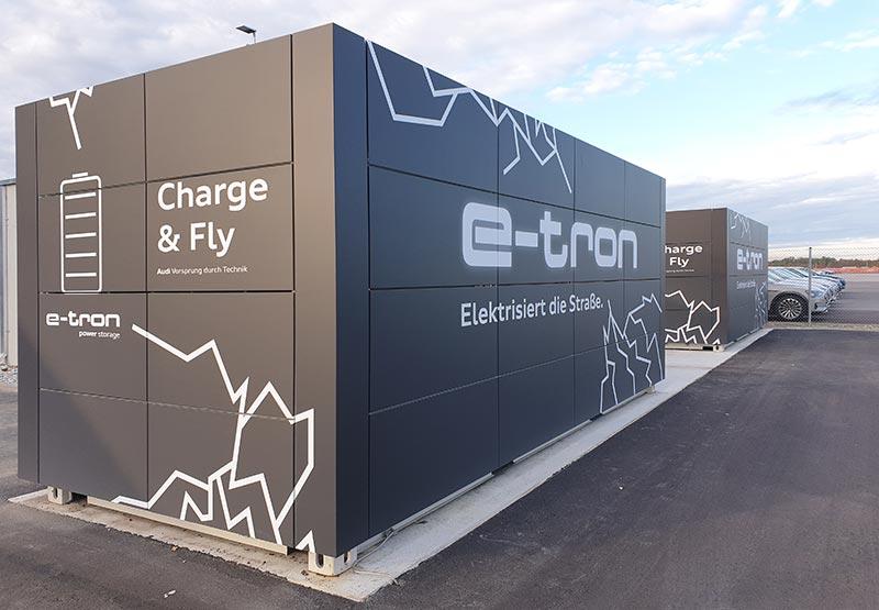 Die Sirio Power Supply (SPS) der Riello Power Systems GmbH regelt das Batteriemanagement und überwacht gleichzeitig die Eingangs- und Ausgangsströme des Stromnetzes, um eine Überlastung zu verhindern. Quelle: Riello Power Systems GmbH