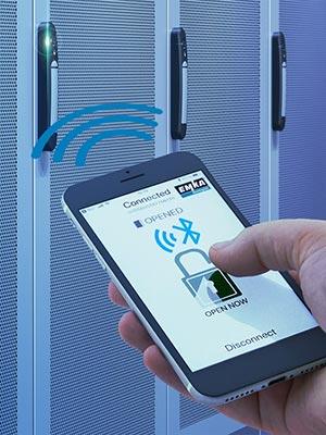 Der funkbasierte Agent E Wireless ist ab sofort AES-256-Bit-verschlüsselt – eine der sichersten Verschlüsselungsmethoden, wenn es um den Schutz von Daten geht.