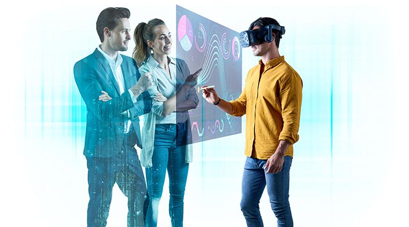 Virtual Reality erobert alle Bereiche unserer Gesellschaft