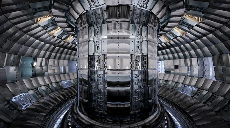 Das für eine Kernfusion notwendige Vakuum muss den Druckwerten der Leere des Weltraums nahekommen. Bildquelle: KONSTANDIN GmbH