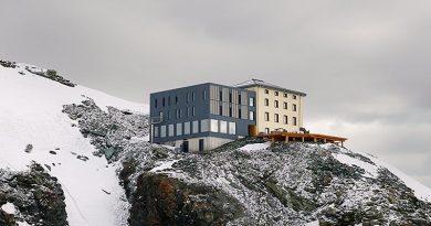 Die Hörnlihütte steht auf geologisch anspruchsvollen Felsformationen. Foto: Photographie Michel Bonvin