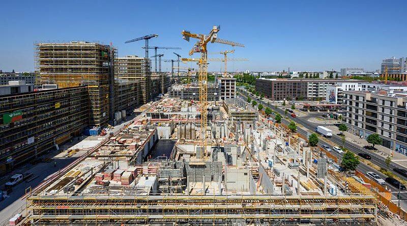 Quartier Heidestraße: General Construction Management (GCM)