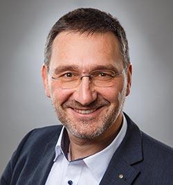 Dr. Andreas Wierse, Geschäftsführer Sicos BW GmbH