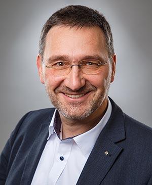 Dr. Andreas Wierse, Geschäftsführer der Sicos BW GmbH