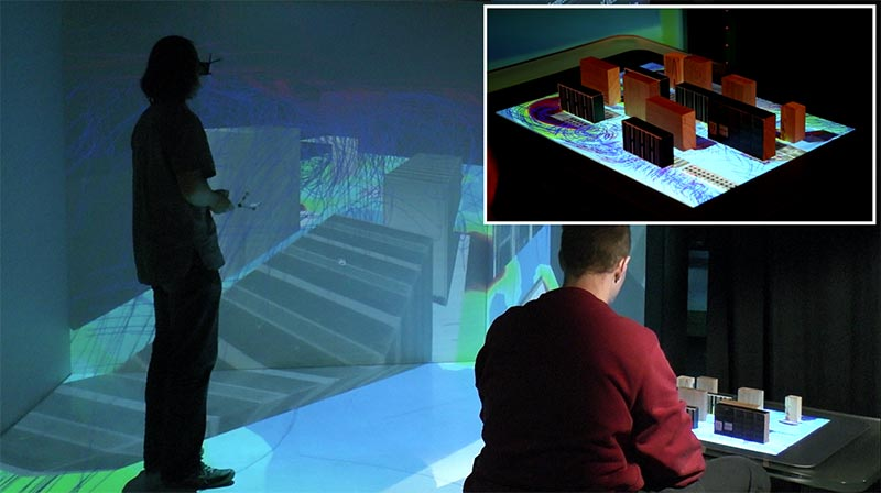 Simulation + Visualisierung bergen große Vorteile. Bildquelle HLRS